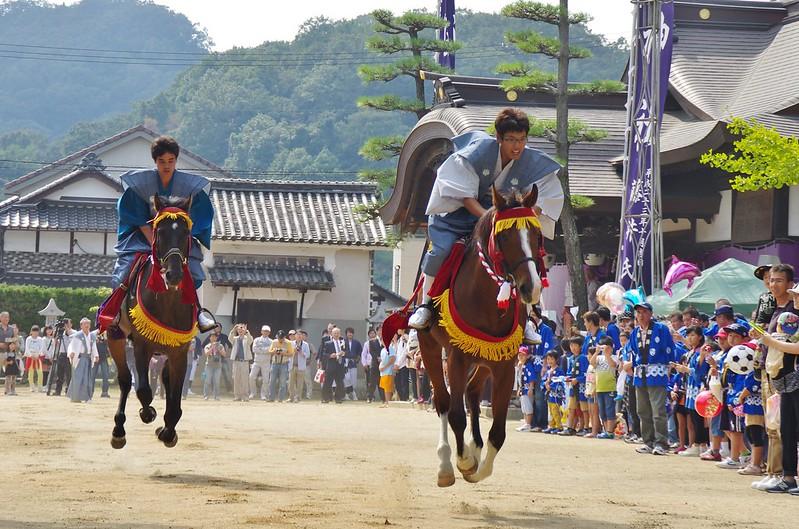 大浦神社(昼競馬) #5