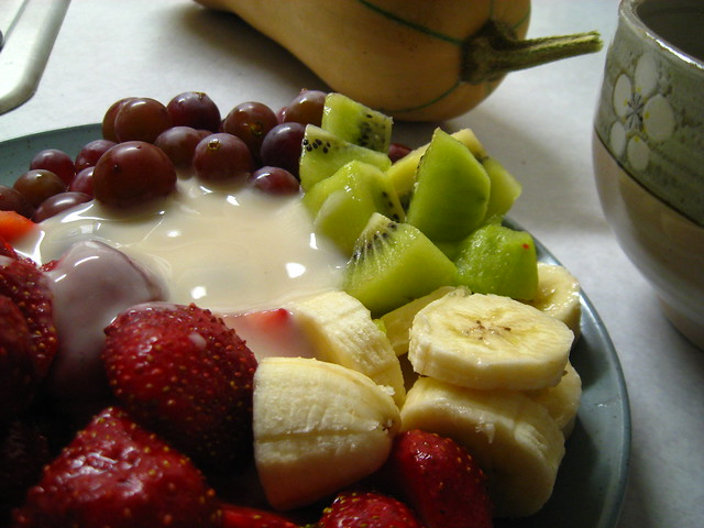 The Vegan Table: Fresh Fruit Salad