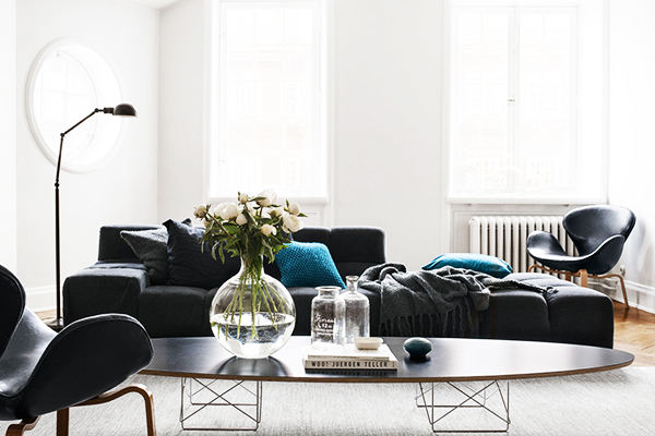 Scandinavian Apartment Style 2015
