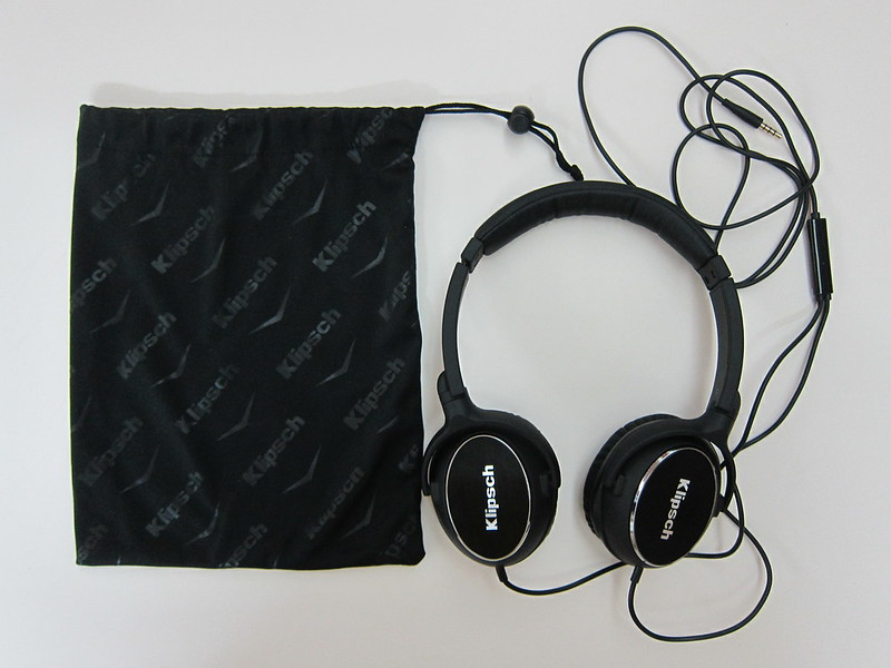 Klipsch Reference R6i On-Ear Headphones - With Pouch