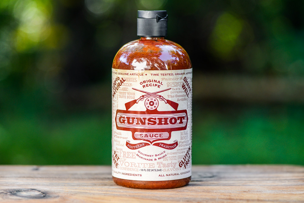 Gunshot Sauce: Original Recipe