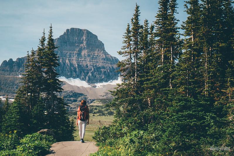 Che il nostro primo trekking made in USA abbia inizio