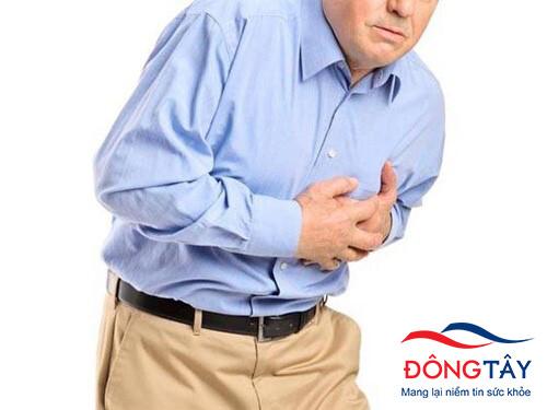 Tim đập nhanh có thể gây biến chứng nhồi máu cơ tim, đột quỵ
