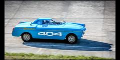 Peugeot 404 World Record (1965)