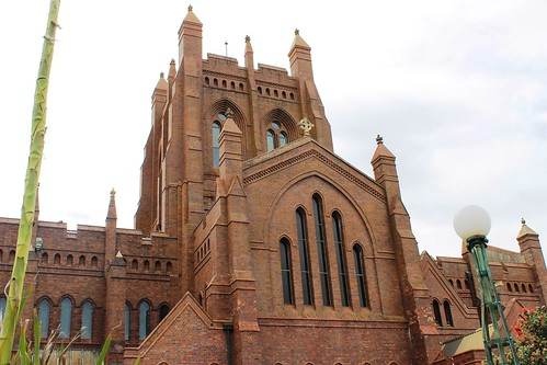 Christ Church Cathedral (Anglican), Newcastle, Australia