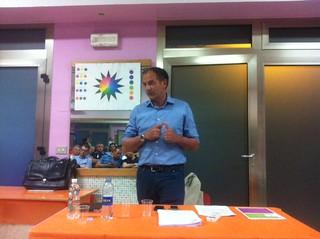 Conversano- Il sindaco Lovascio incontra la cittadinanza