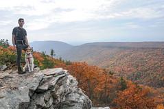 Strickler Knob Ridge