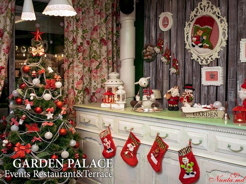 GARDEN Palace Events Restaurant – место, где рождаются счастливые семьи! > Отпразднуй самый веселый НОВОГОДНИЙ КОРПОРАТИВ в ресторане GARDEN Palace!