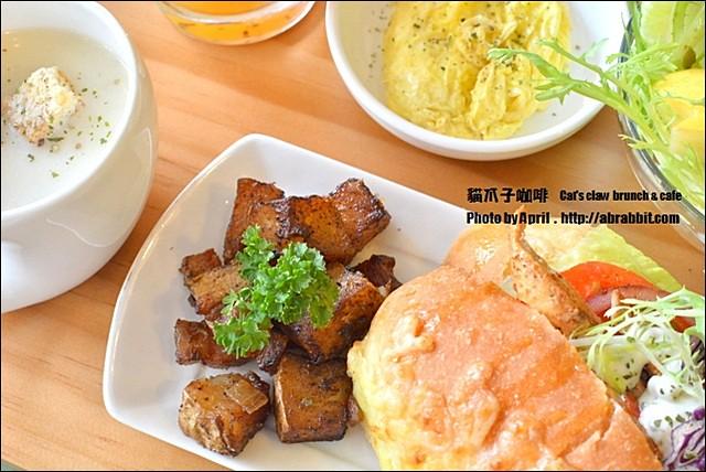 22335708329 2bcf40ee9f z - [台中]貓爪子咖啡--早午餐豐盛,店內有四隻貓兒超可愛!@北區 大德街 中國醫