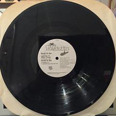 LE SHAUN:READY OR NOT(RECORD SIDE-B)