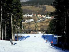 Horní Vltavice - Nad Kovárnou