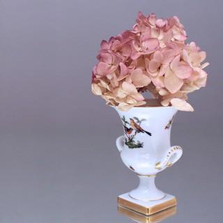 Herend, Rothschild, Vögel, Medici Vase, Vase