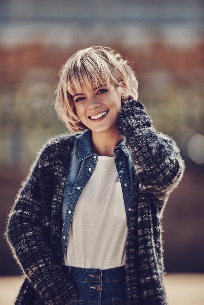 Лили Аллен — Фотосессия для «Vero Moda» Осень 2015 – 18