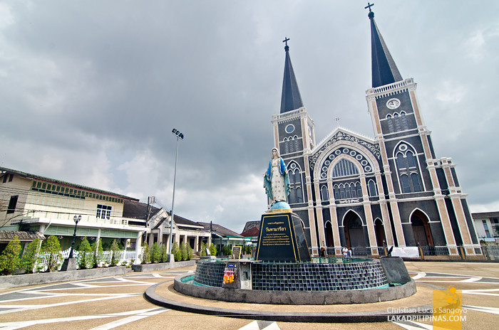 Chanthaboon Chantaburi Thailand Cathedral
