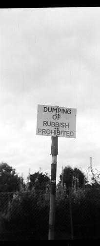 Rubbish shot ?
