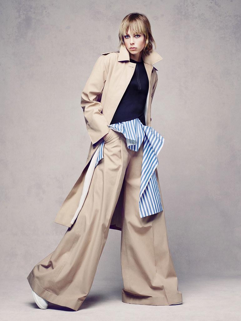 Эди Кэмпбелл — Фотосессия для «Vogue» CH 2015 – 9