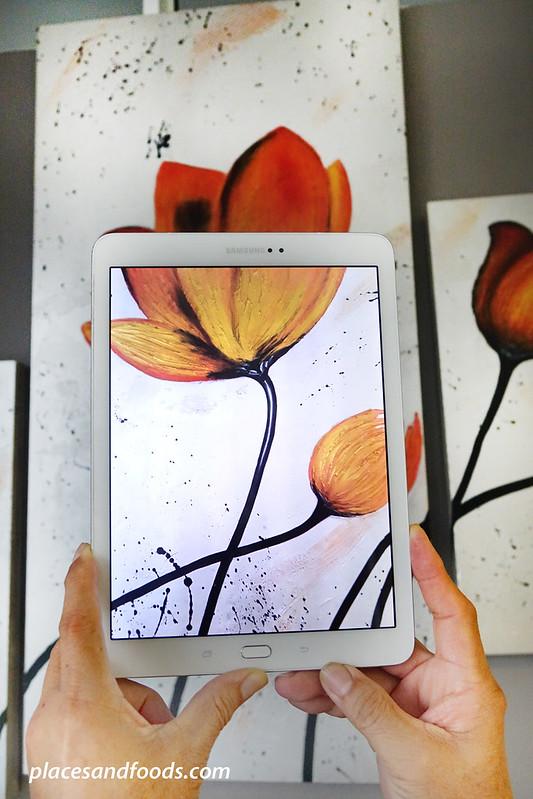 s2 flower frame