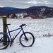 Surly Troll in snow. by codsow