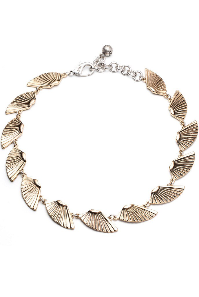 Horizon Midi Necklace
