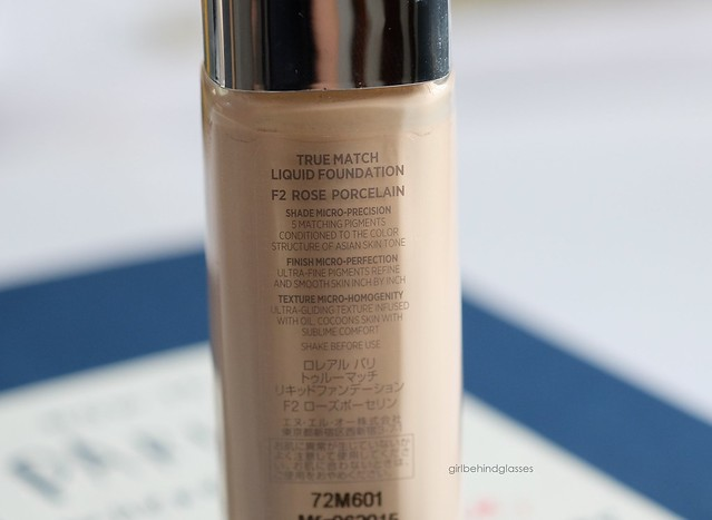 L'Oreal True Match Foundation3
