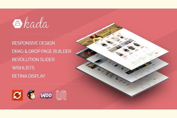 Creativemarket Kada v1.0.0 - WooCommerce WordPress Theme