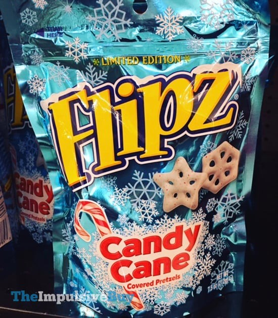 ... Limited Edition Candy Cane Covered Pretzels – The Impulsive Buy