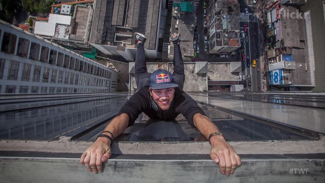 Extreme photos at extreme heights