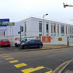 Travaux École Anne Sylvestre décembre 2015