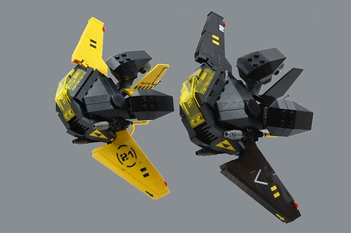 Blacktron Shrike Interceptor