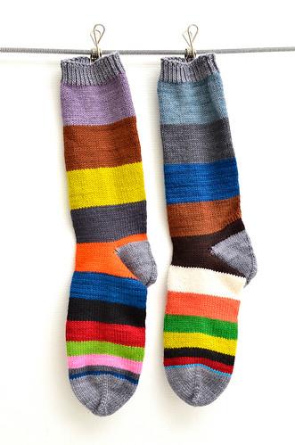 Scrap Yarn Sock Advent Calendar 2.0