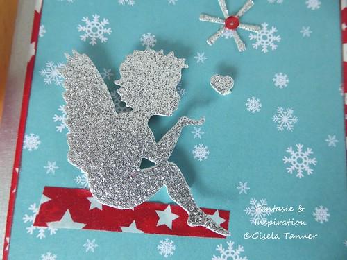 Engelhafte Weihnachtsgrüße