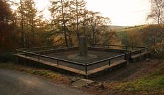 Penmanshiel Memorial.