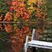 Autumn at Loon Lake by Adam Franco