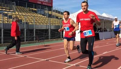 Ondřej Velička druhý na ME v běhu na 24h - 258 km