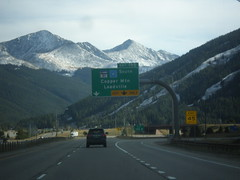 I-70 West - Exit 195
