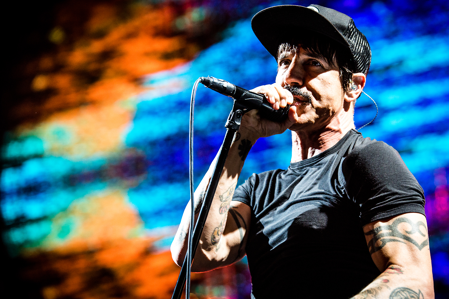 Red Hot Chili Peppers @ Sportpaleis Antwerpen 2016 (Jan Van den Bulck)