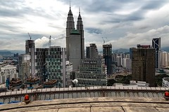Drinks from my favorite watering-hole in Kuala Lumpur, Malaysia. #travel #malaysia  #helibar