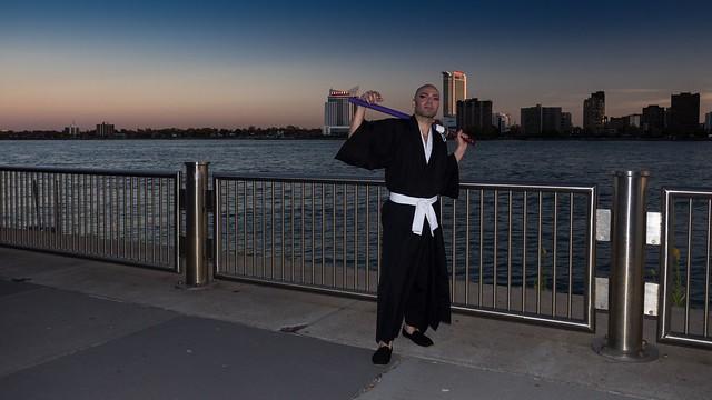 Urban Samurai (Youmacon 2016 - Detroit)