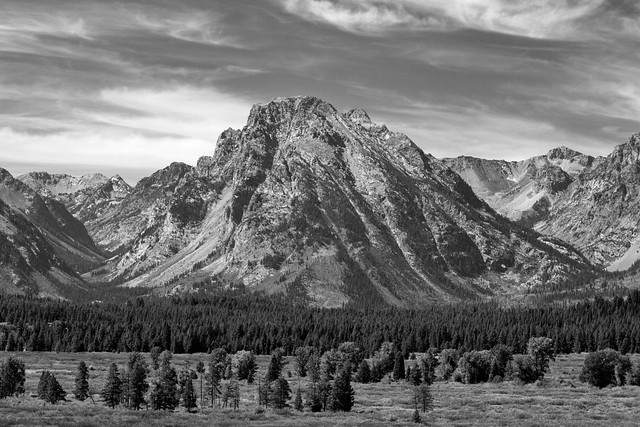 Bivouac Peak (BW), Grand Teton NP, Wyoming, September, 2015