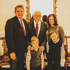 Thanksgiving Family Photo - 2016 #TheCarltun #LongIsland #familyovereverything #family #familytime #grandsons #goodtimes