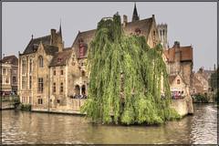 Bruges .....la Venise du Nord en région Flamande