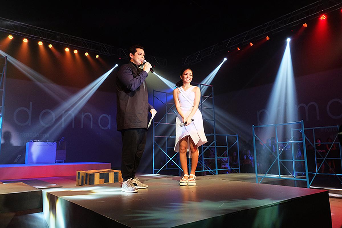 Trice Nagusara Kathryn Bernardo for Primadonna