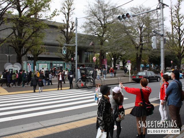 japan tokyo trip ueno park 3