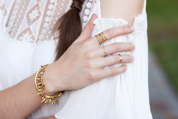 Gold Jewelry, Gold Rings, Stella and Dot