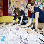 Colouring workshop | © Helen Jones