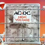 """AC/DC HIGH VOLTAGE ORIG AUSTRALIA 12"""" LP VINYL"""