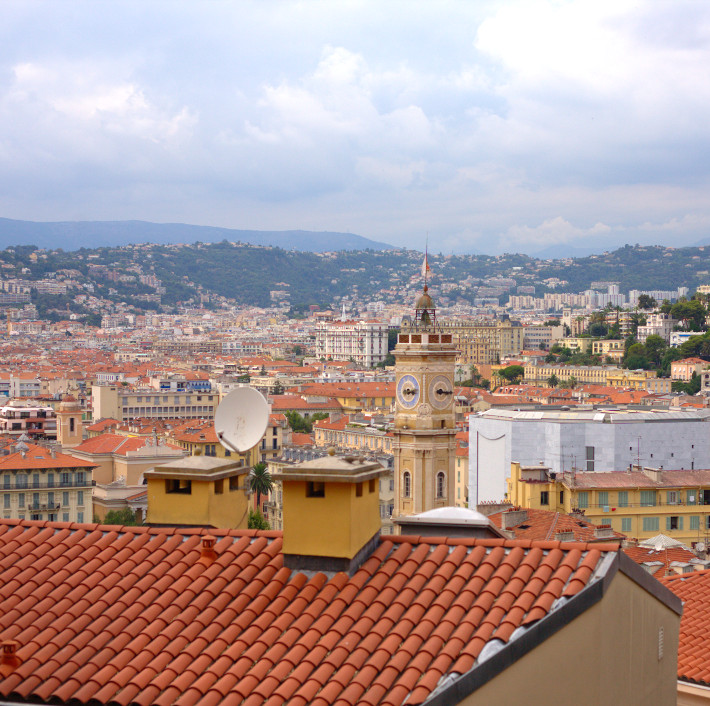 Nice rooftops
