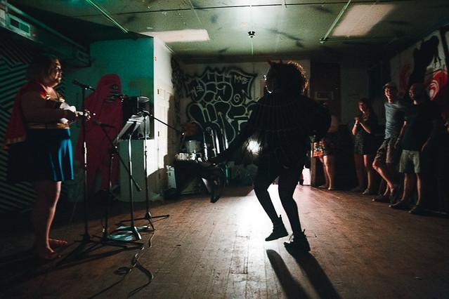 Badland Girls | 9.4.15 | Benson Femme Fest