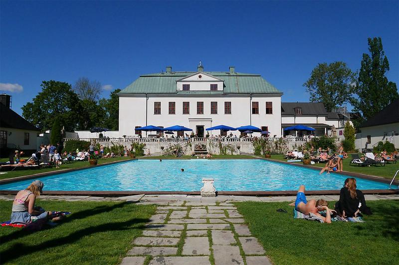 150816 - Häringe slott