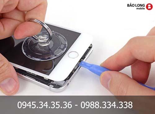 Thay, sửa màn hình mặt kính iPhone 4/4s/5/5s/5c/6/6Plus/6s chính hãng tại HCM